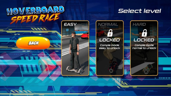 平衡车模拟器游戏手机版  v0.1图5