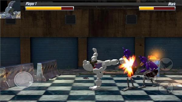 街头电子战斗机游戏安卓版  v1.0图2