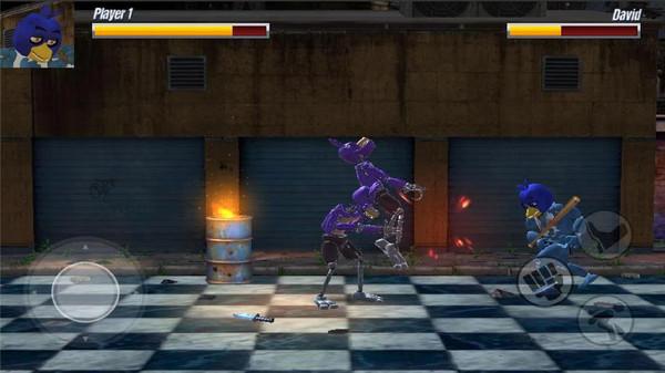 街头电子战斗机游戏安卓版  v1.0图3
