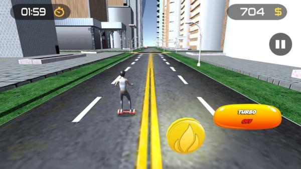 平衡车模拟器游戏手机版  v0.1图1