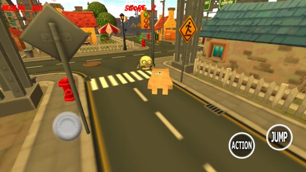 方块大战僵尸游戏安卓版  v1.0图2