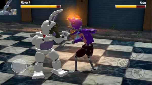 街头电子战斗机游戏安卓版  v1.0图4
