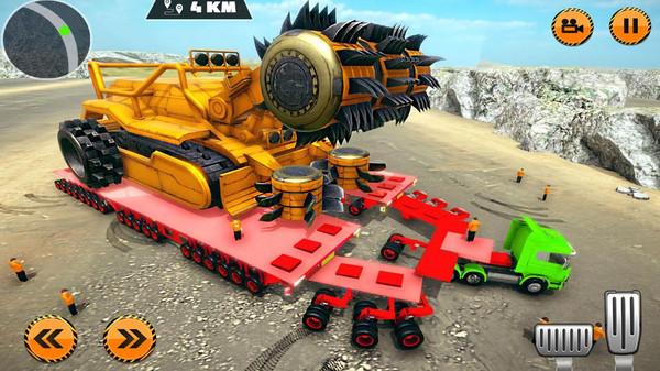 重型货物拖车驾驶模拟游戏安卓版  v1.0图3