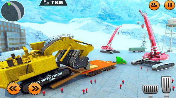 重型货物拖车驾驶模拟游戏安卓版  v1.0图2