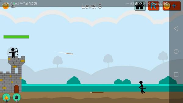 城堡弓箭手游戏安卓版  v2.0图3