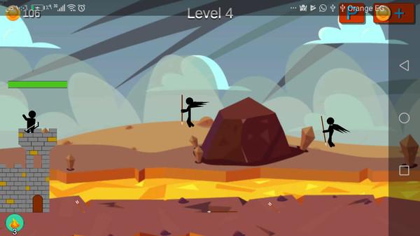 城堡弓箭手游戏安卓版  v2.0图4