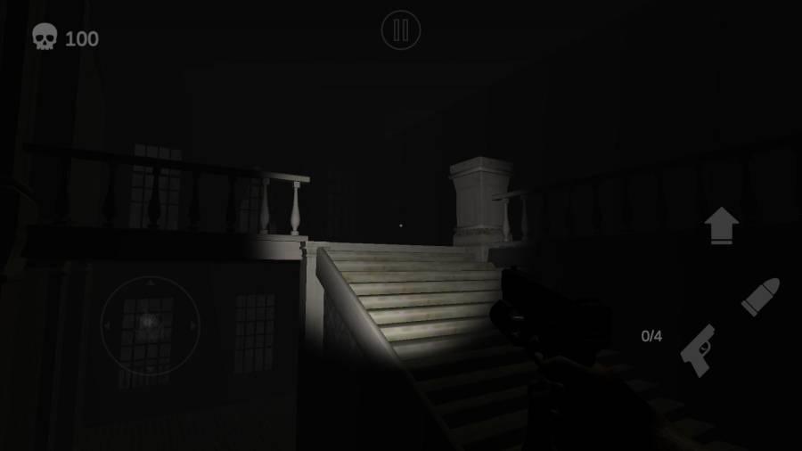 深入恶魔之屋游戏安卓版  v1.0图1