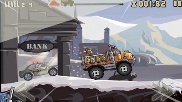 卡车行动游戏安卓版  v1.1.0图2