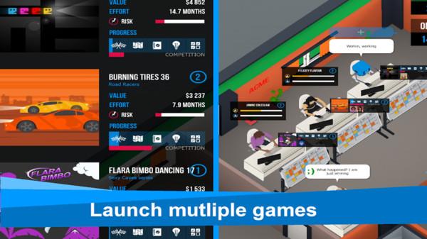 创业公司模拟器游戏安卓版  v2.2.0图1