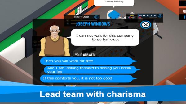 创业公司模拟器游戏安卓版  v2.2.0图2