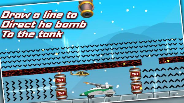 坦克之战无法抗拒游戏安卓版  v1.0图1