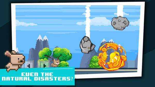 超级像素猫冒险游戏安卓版  v1.0图1