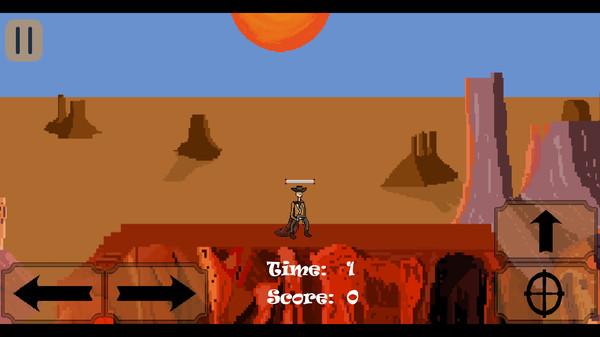 牛仔从天降游戏安卓版  v1图1