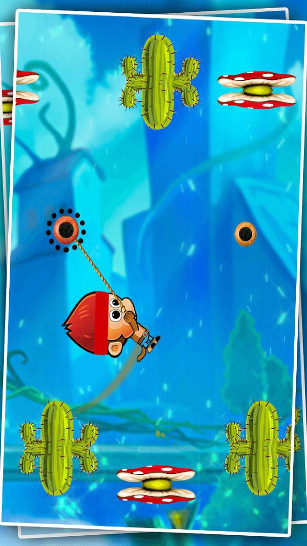 调皮小猴子游戏安卓版  v1.0.2图1