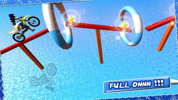 自行车特技冠军赛3D游戏安卓版  v1.0.10图2