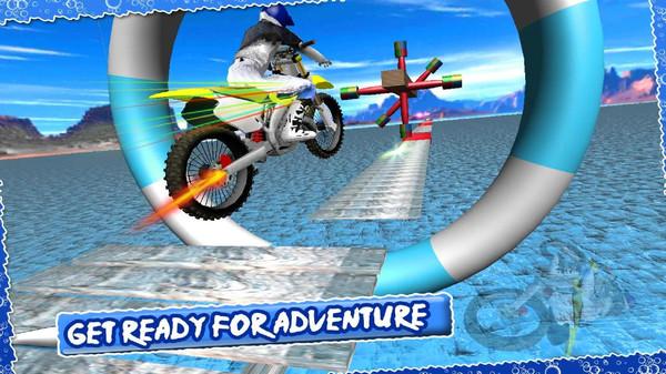 自行车特技冠军赛3D游戏安卓版  v1.0.10图1