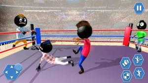 火柴人摔跤模拟游戏图2