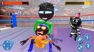 火柴人摔跤模拟游戏图3
