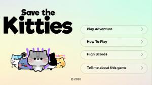 Save The Kitties游戏图1