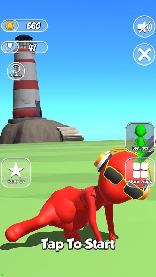 趣味竞赛色洞派对3D游戏安卓版  v1.0.2图1