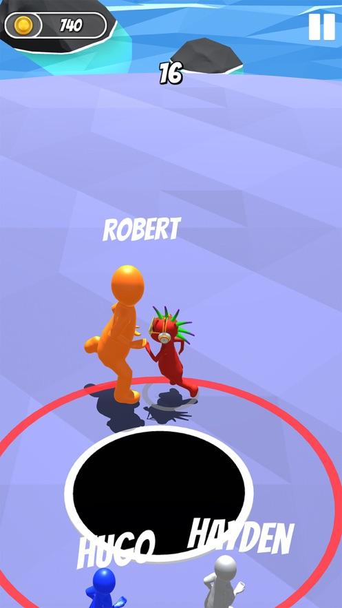 趣味竞赛色洞派对3D游戏安卓版  v1.0.2图2