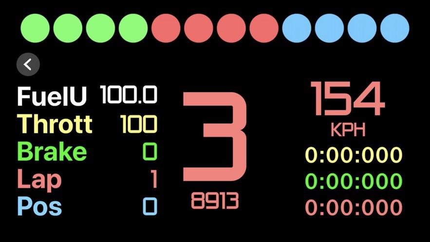 模拟赛车冲刺Forza H4游戏安卓版  v1.0图4