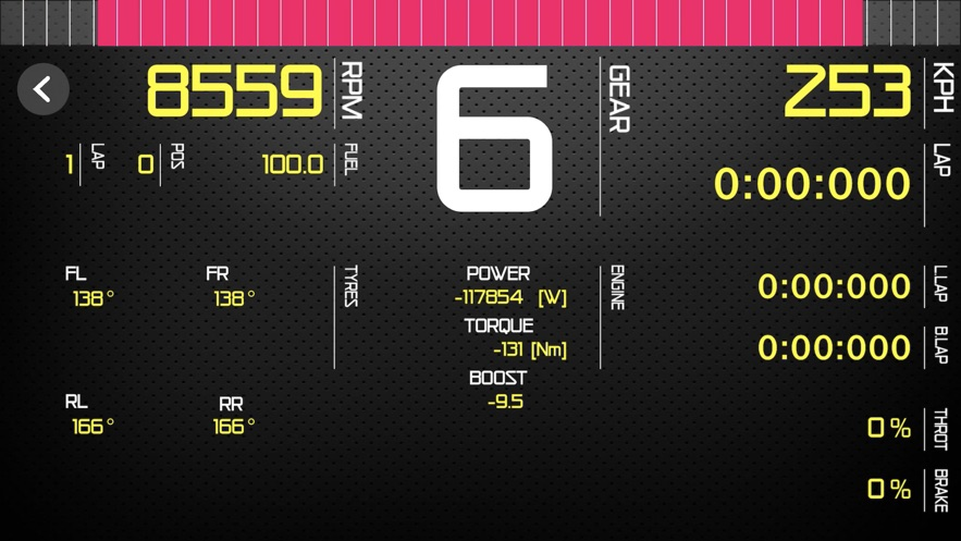 模拟赛车冲刺Forza H4游戏安卓版  v1.0图6