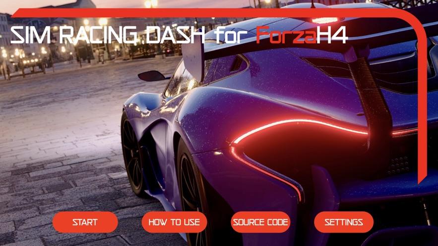 模拟赛车冲刺Forza H4游戏安卓版  v1.0图5