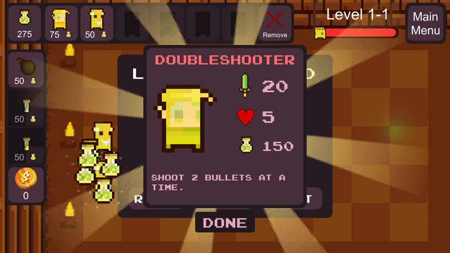 死亡怪物的故事游戏安卓版  v1.0图4
