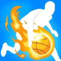 运球篮圈游戏