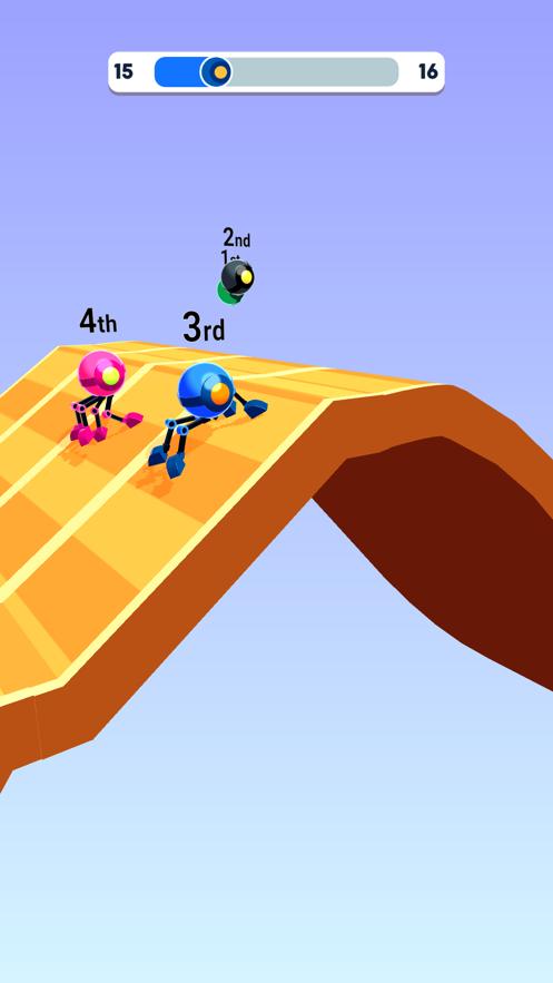 Rolly Legs游戏安卓版  v2.0图3