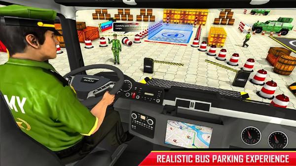 军车驾驶模拟器游戏安卓版  v1.0图2