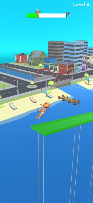 Ragdoll Slide游戏中文免费版  v1.0图2