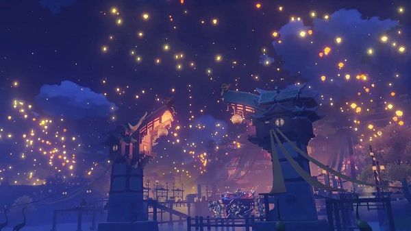 原神海灯节明日正式上线 3月27日海灯节活动预告[多图]图片2