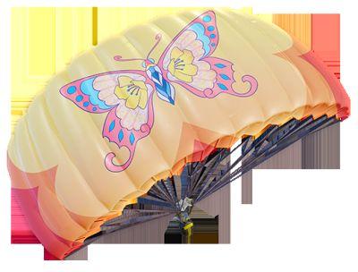 和平精英蝶舞翩翩降落伞怎么得 蝶舞翩翩降落伞获取方法介绍[多图]图片2