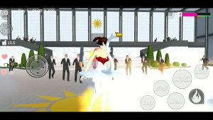 樱花校园模拟器最新版洛丽塔图4
