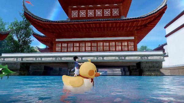 一梦江湖六一有什么活动?这个夏天江湖之中童趣仍然[多图]图片2