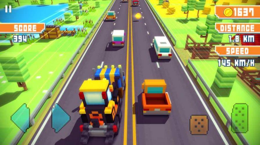 像素车车游戏安卓版  v1.0.2图4