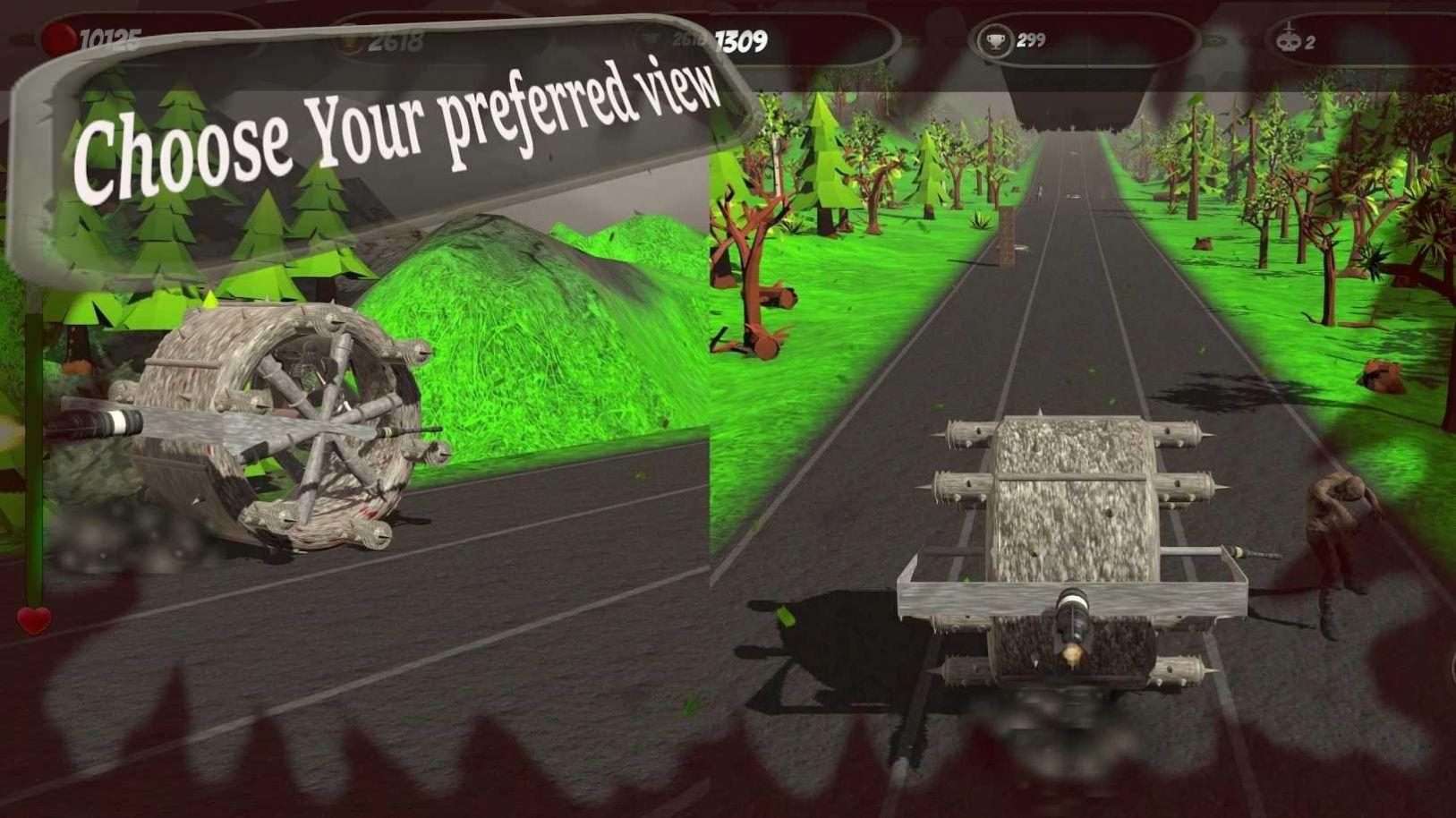 僵尸碾压机游戏中文安卓版  v1.05图3