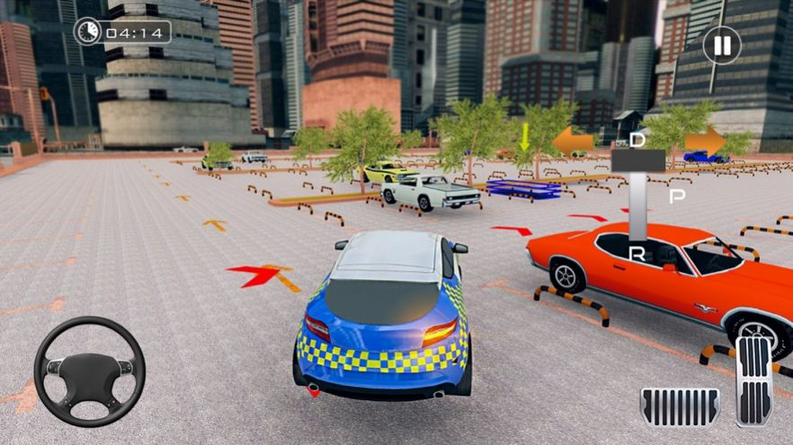 2020年迪拜汽车驾驶学校游戏安卓版  v1.0图1