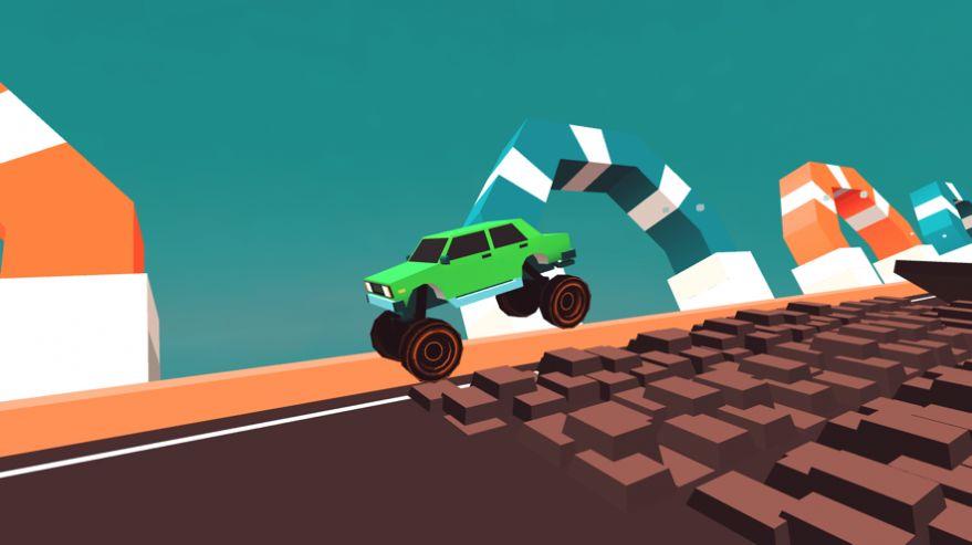 半卡车货物运输游戏安卓版  v1.0图2