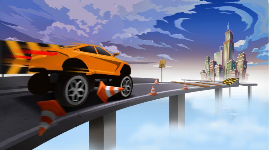 半卡车货物运输游戏安卓版  v1.0图3