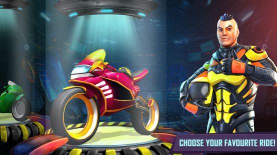 机器人摩托车冠军比赛游戏安卓版  v1.0图1