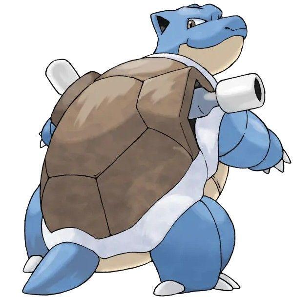 宝可梦大集结水箭龟技能怎么带?水箭龟技能搭配攻略[多图]图片1