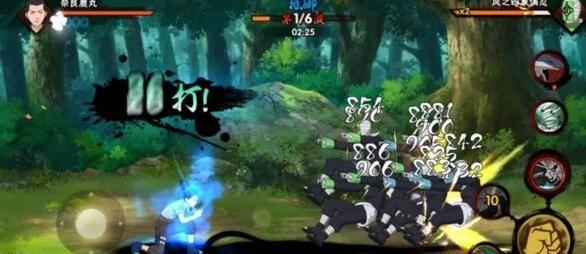 火影忍者手游极限挑战怎么玩?极限挑战通关攻略[多图]图片1