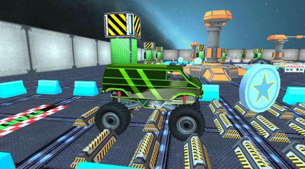 半卡车驾驶模拟器游戏安卓版  v1.0图1