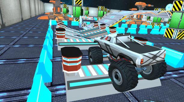 半卡车驾驶模拟器游戏安卓版  v1.0图2