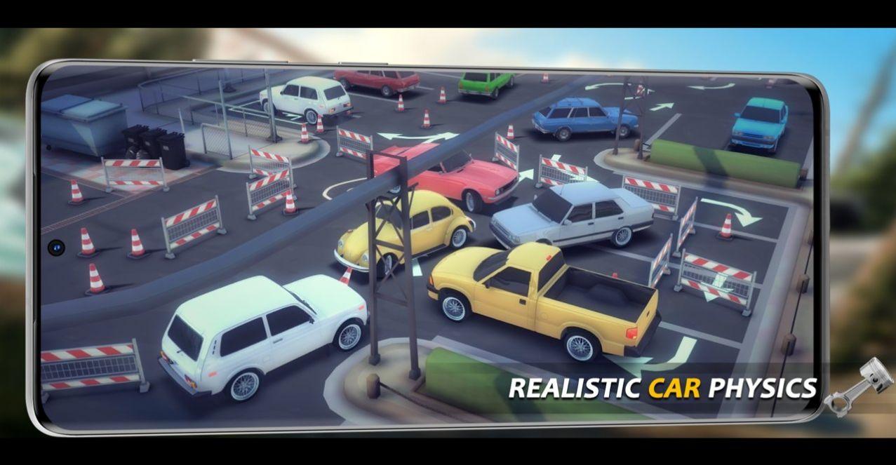 旋转停车场游戏安卓版  v1.0图2