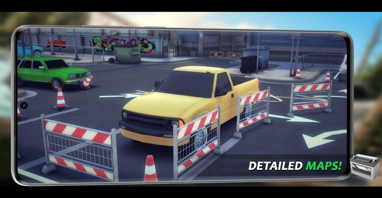 旋转停车场游戏安卓版  v1.0图4