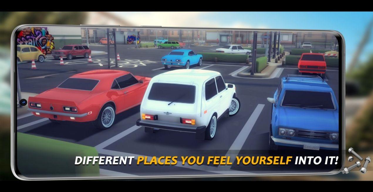 旋转停车场游戏安卓版  v1.0图5